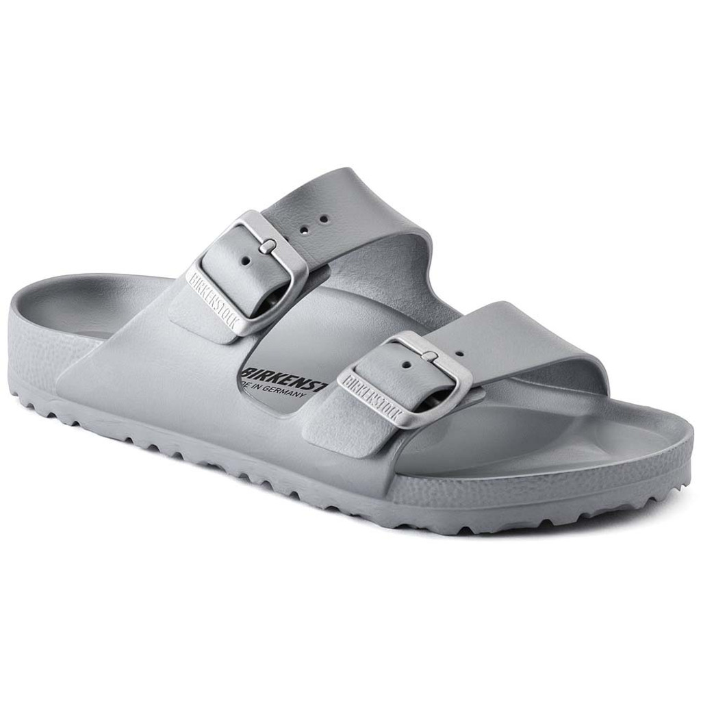 d679b175fef9 Women s Arizona Essentials Metallic Silver EVA Sandals - TYLER S