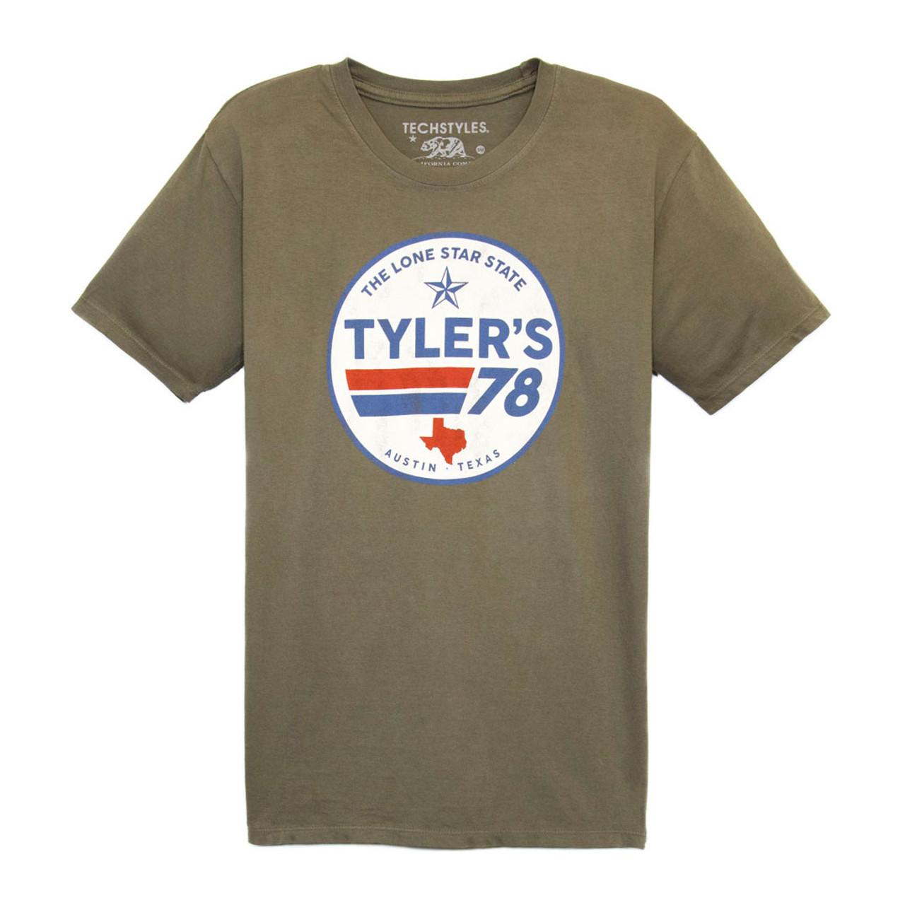 e53c49f10 TYLER'S Cactus Buress Tee - TYLER'S