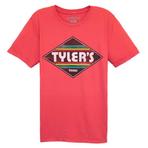 107cb29b TYLER'S Straight Tear Tee