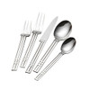 Sasaki Windows 18/8 Stainless Steel 5pc. Place Setting (Service for One)