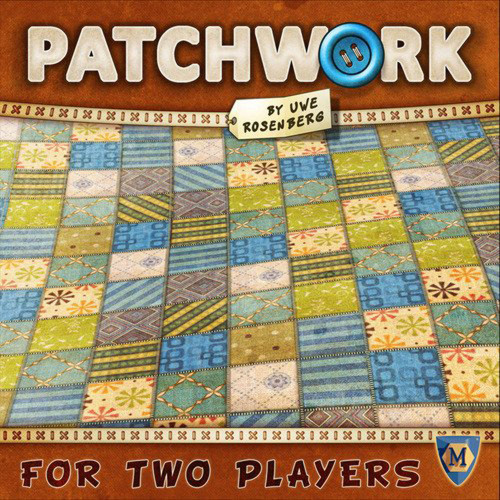 Patchwork Board Game of sewing design