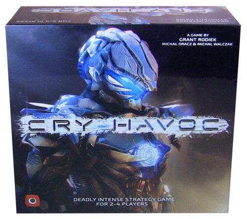 Cry Havoc Strategy Board Game