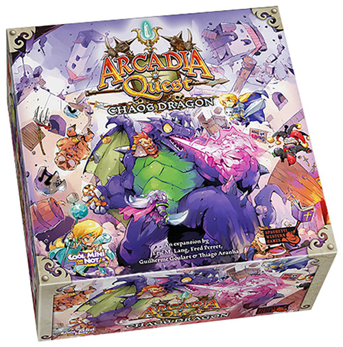 Arcadia Quest: Chaos Dragon Expansion