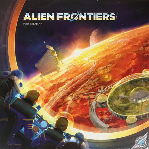 Alien Frontiers 5th Edition Board Game