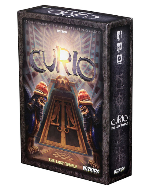 Curio, The Lost Temple Game