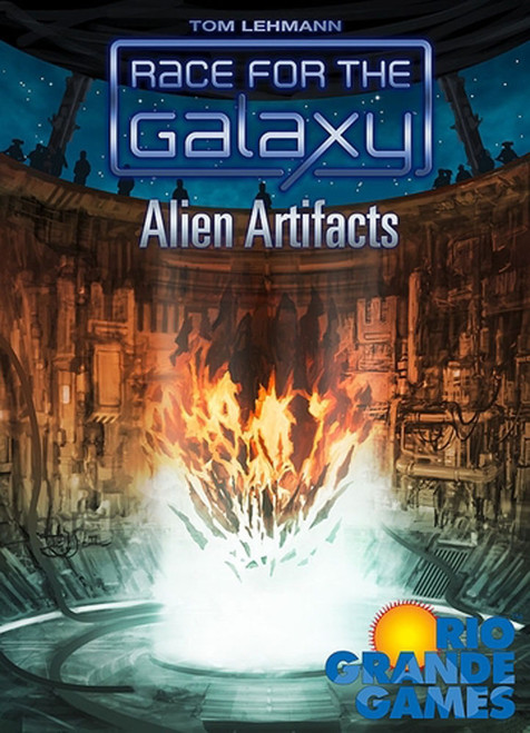 Alien Artifacts Expansion for Race for the Galaxy CardGame by Rio Grande Games