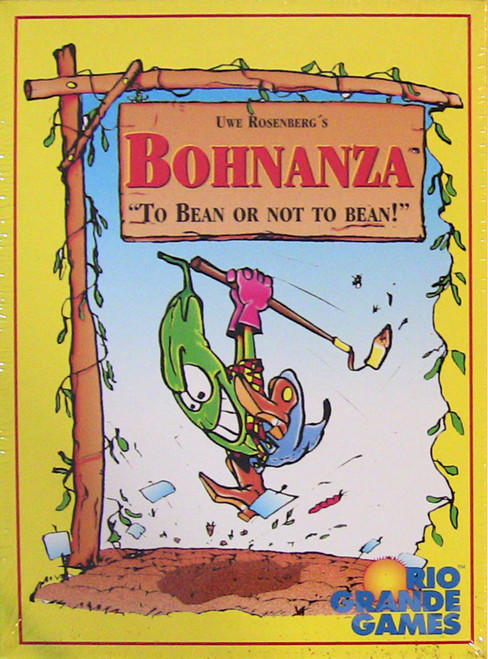 Bohnanza Card Game beans production commerce