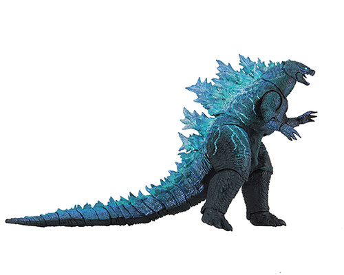 """2019 V2 Godzilla King Of Monsters 12"""" Head-to-Tail Action Figure"""