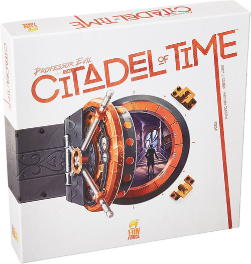 Professor Evil and The Citadel of Time Game