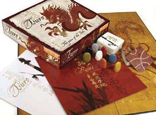 Tsuro: The Game Of The Path board game of adventure and suspense