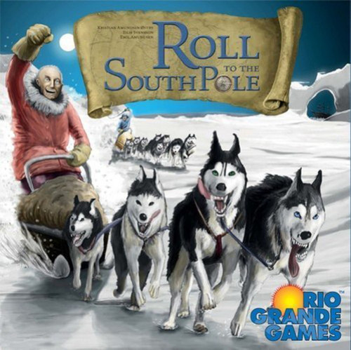 Roll To The South Pole racing dice game