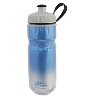 BOTTLE POLAR SPORT INSULATED 20OZ FADE ROYAL-BU/SL