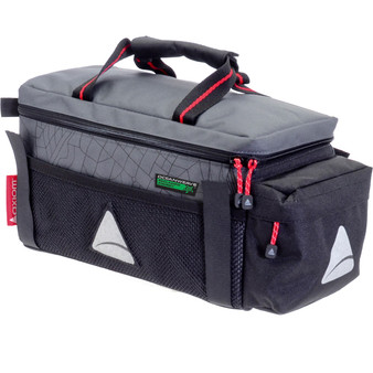 AXIOM BAG, TRUNK, P9 SEYMOUR OCEANWEAVE, GRAY/BLACK