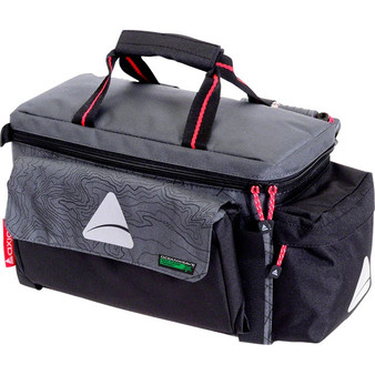 AXIOM BAG, TRUNK, EXP15  SEYMOUR OCEANWEAVE, GRAY/BLACK