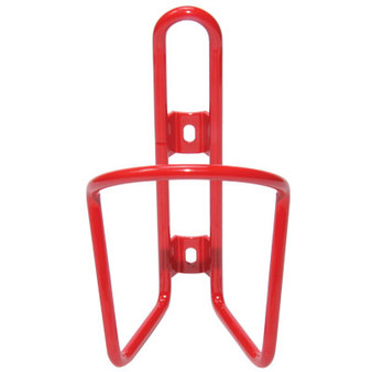 BOTTLE CAGE RED