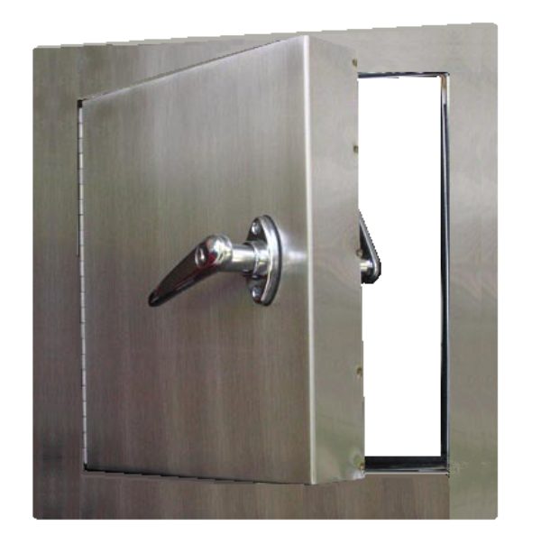 XPS - WEATHER-RESISTANT STAINLESS STEEL ACCESS PANEL
