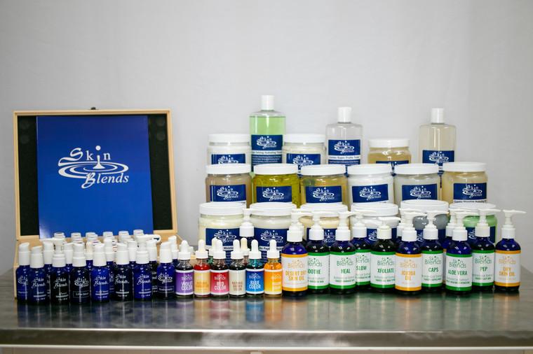 Skin Blends Professional Back Bar: Platinum Package