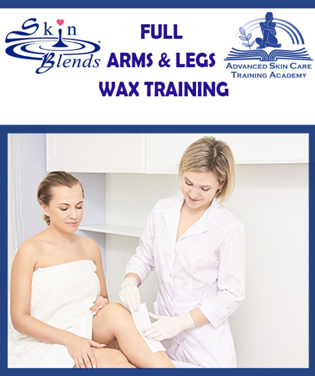FULL ARMS AND LEGS WAX CLASS