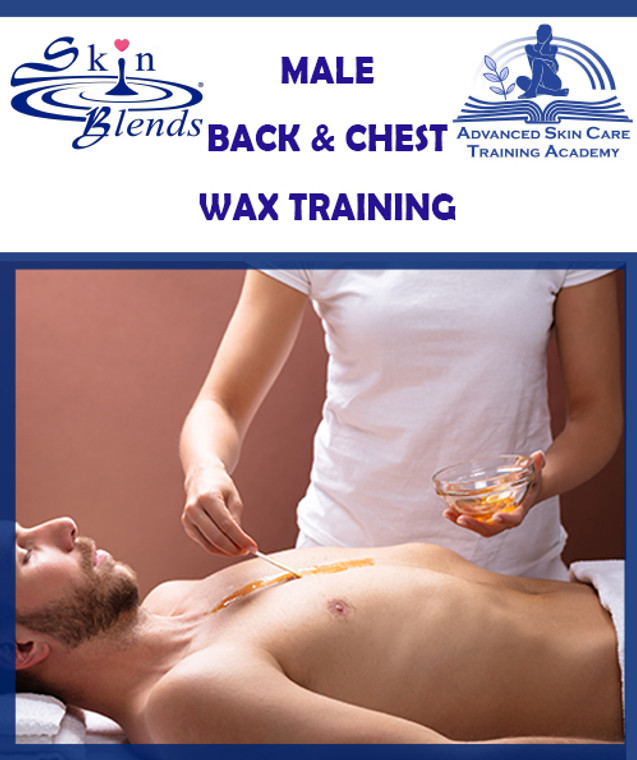MALE BACK AND CHEST WAX CLASS