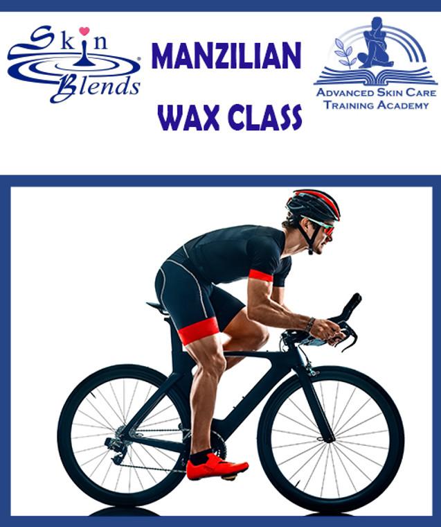 Manzilian Wax Class