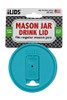 iLid Regular Mouth Mason Jar Drink Lid