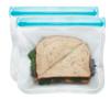 (re)zip Lay-Flat Lunch Leakproof Reusable Storage Bag (2-pack)