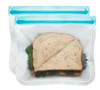 (re)zip Lay-Flat Lunch Size Leakproof Reusable Storage Bag