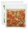 1 Gallon (re)zip Food Storage Bags (2-pack)