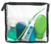 (re)zip Zippered Travel Quart Reusable Storage Bag