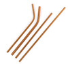 Life Without Waste Stainless Steel Straw, Rose Gold