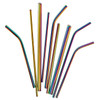 Life Without Waste Stainless Steel Straw, Rainbow