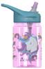 12 oz The SPLASH  Kids Tritan Water Bottle with Straw Top