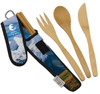 To-Go Ware Custom Printed Bamboo Utensil Sets