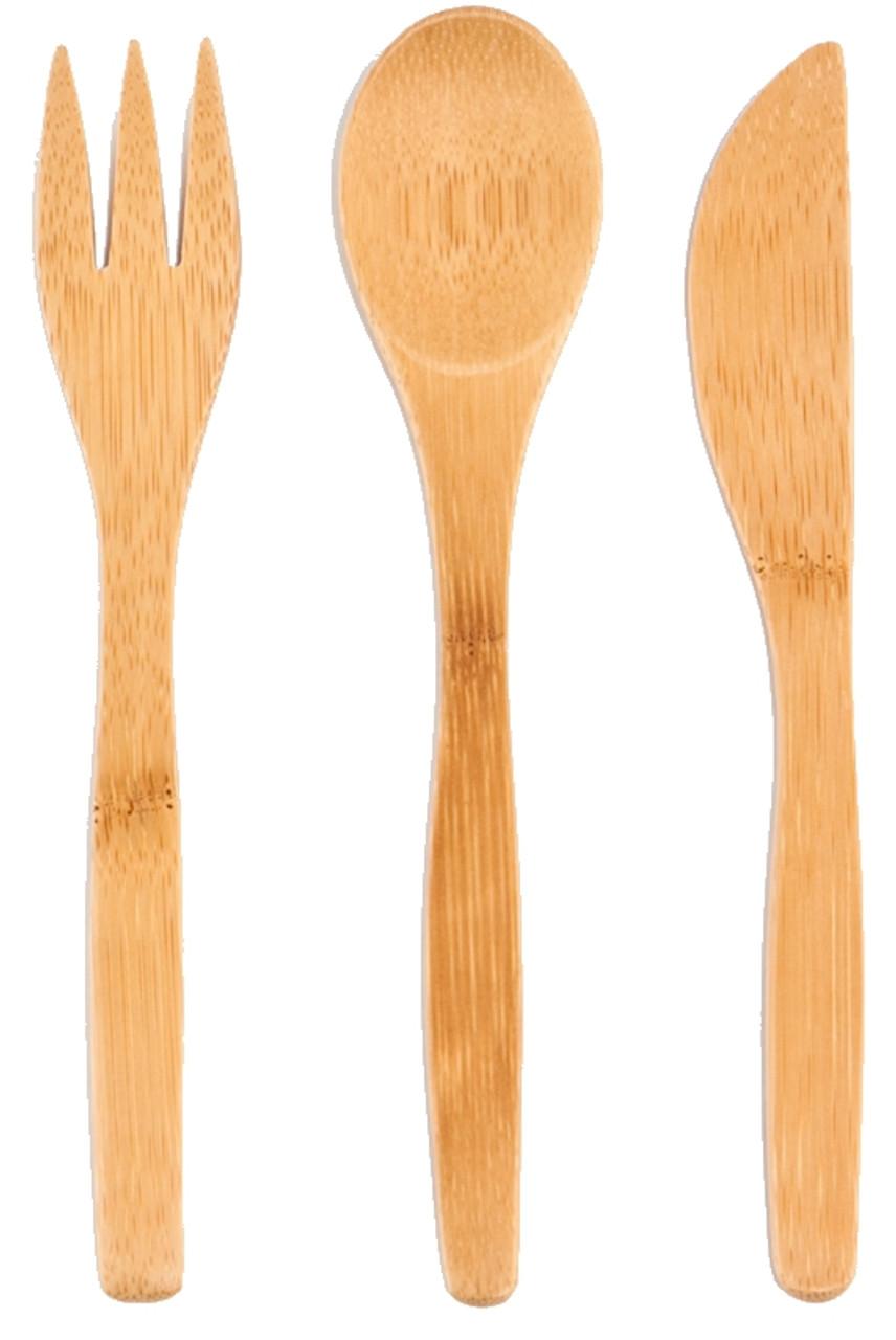 To-Go Ware Reusable Bamboo Cutlery Set