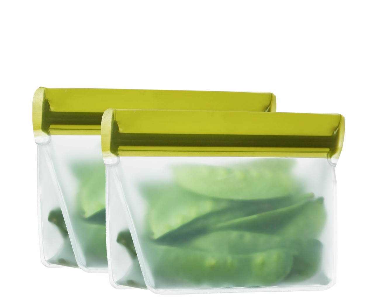 1 cup (re)zip Stand-Up Food Storage Bags (2-pack)