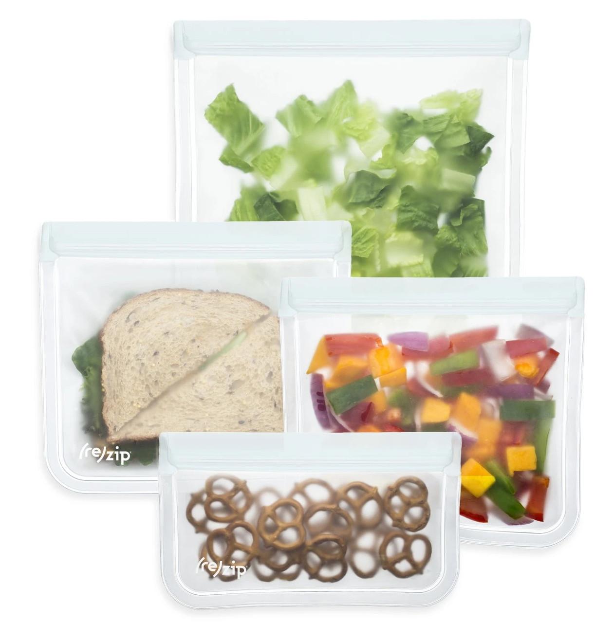 (re)zip Leak-Proof Food Storage Kit (4-pack)