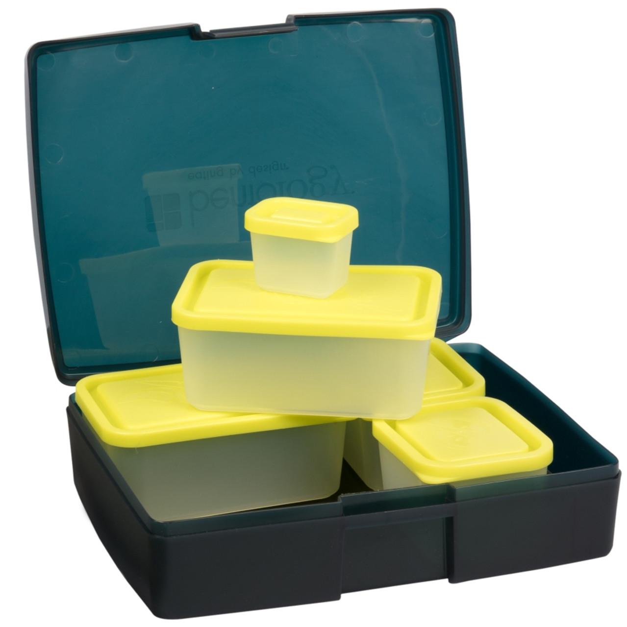 Bentology Bento Box Set (5 Containers Inside 1 Large), FINAL SALE