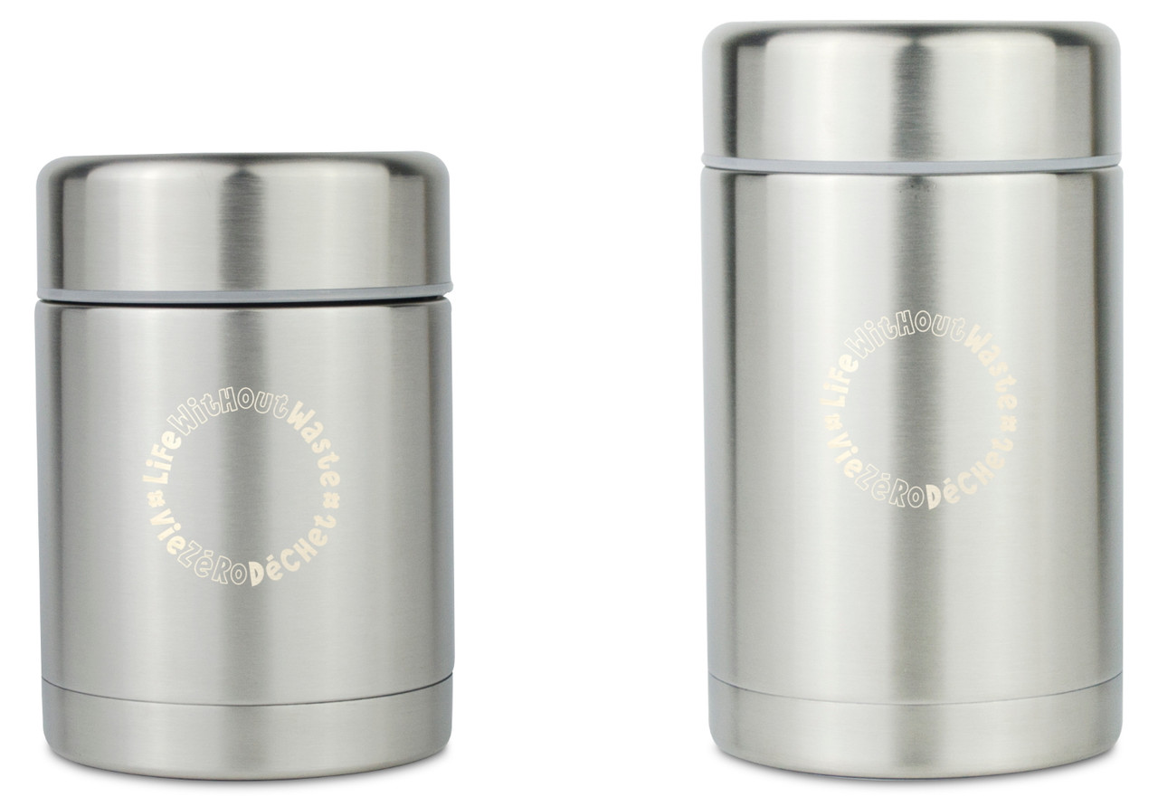 Life Without Waste Thermal  Food Container
