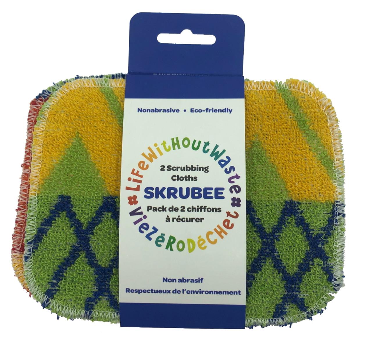 Skrubee Nonabrasive Cleaning Cloth