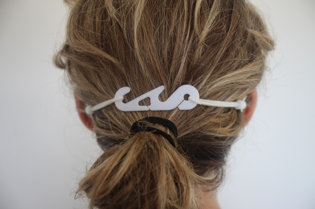 Can be worn around your head