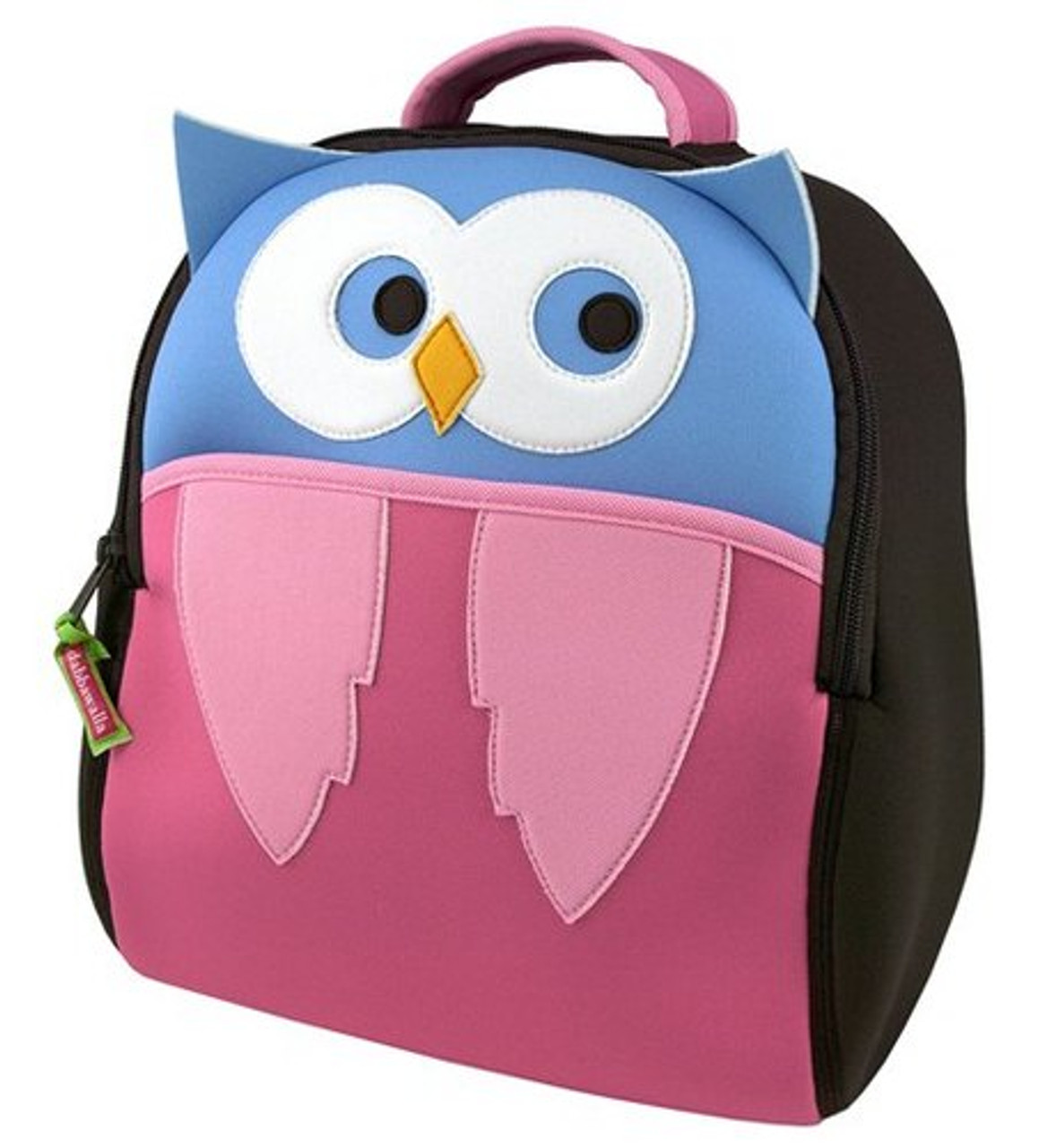Dabbawalla Machine Washable Preschool Backpack
