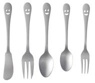 Happy Face Cutlery