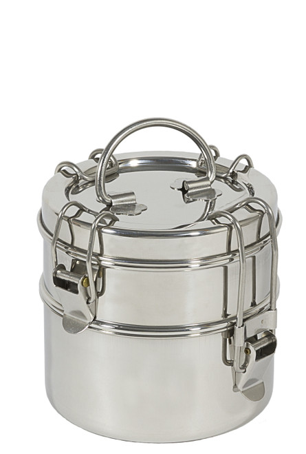 To-Go Ware Stainless Steel Tiffin Box (Snack Size)