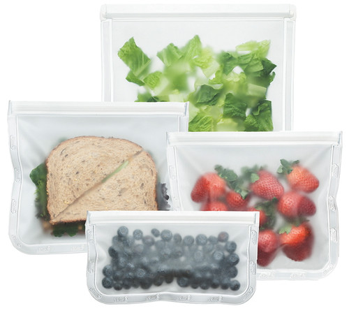 (re)zip Leak-Proof Food Storage Kit (4-pack)