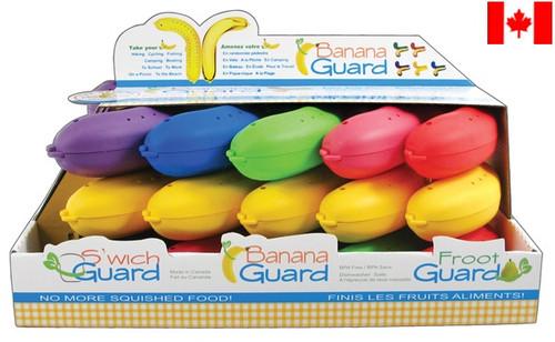 Banana Guard Display Box (Assorted 15 + 5 pieces)
