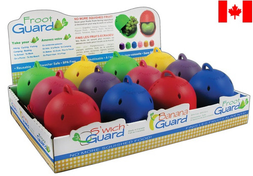 Froot Guard Display Box (Assorted 12 + 4 pieces)