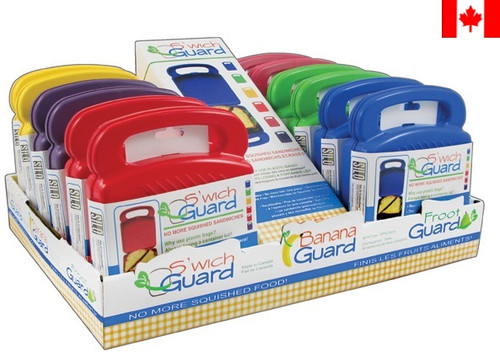 S'wich Guard Display Box (Assorted 12 + 4 pieces)