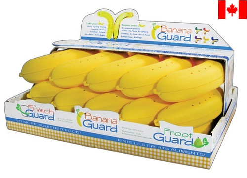 Banana Guard Display Box (Yellow 15 +5 pieces)