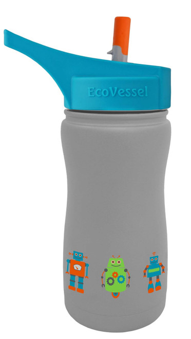 13 oz Eco Vessel Insulated Stainless Steel Water Bottle