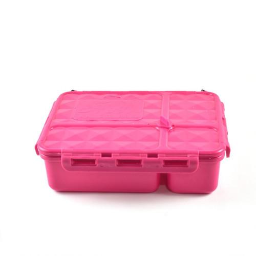 Go Green Leak-Proof 4-Compartment Breakbox (Medium)